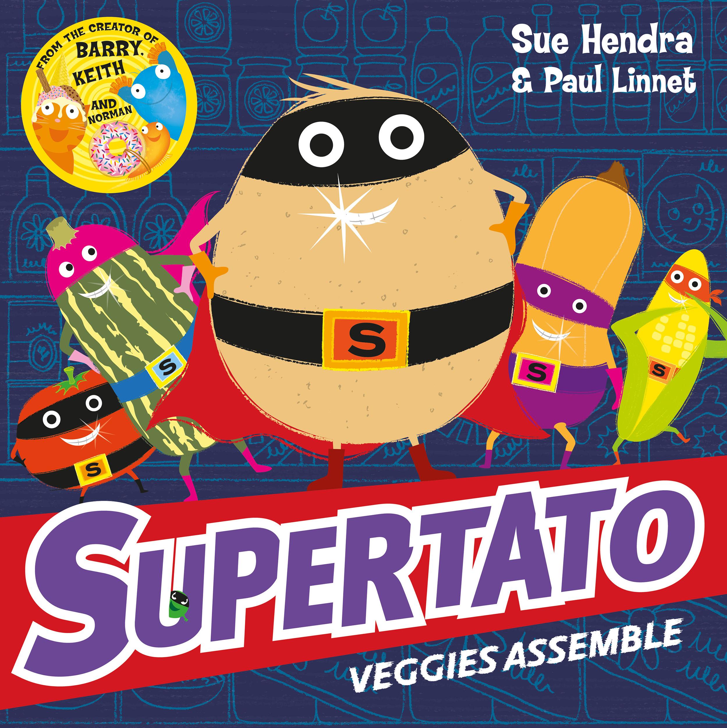 Image result for supertato veggies assemble book sainsburys