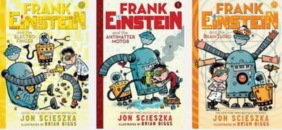 Thumb jon scieszka frank einstein