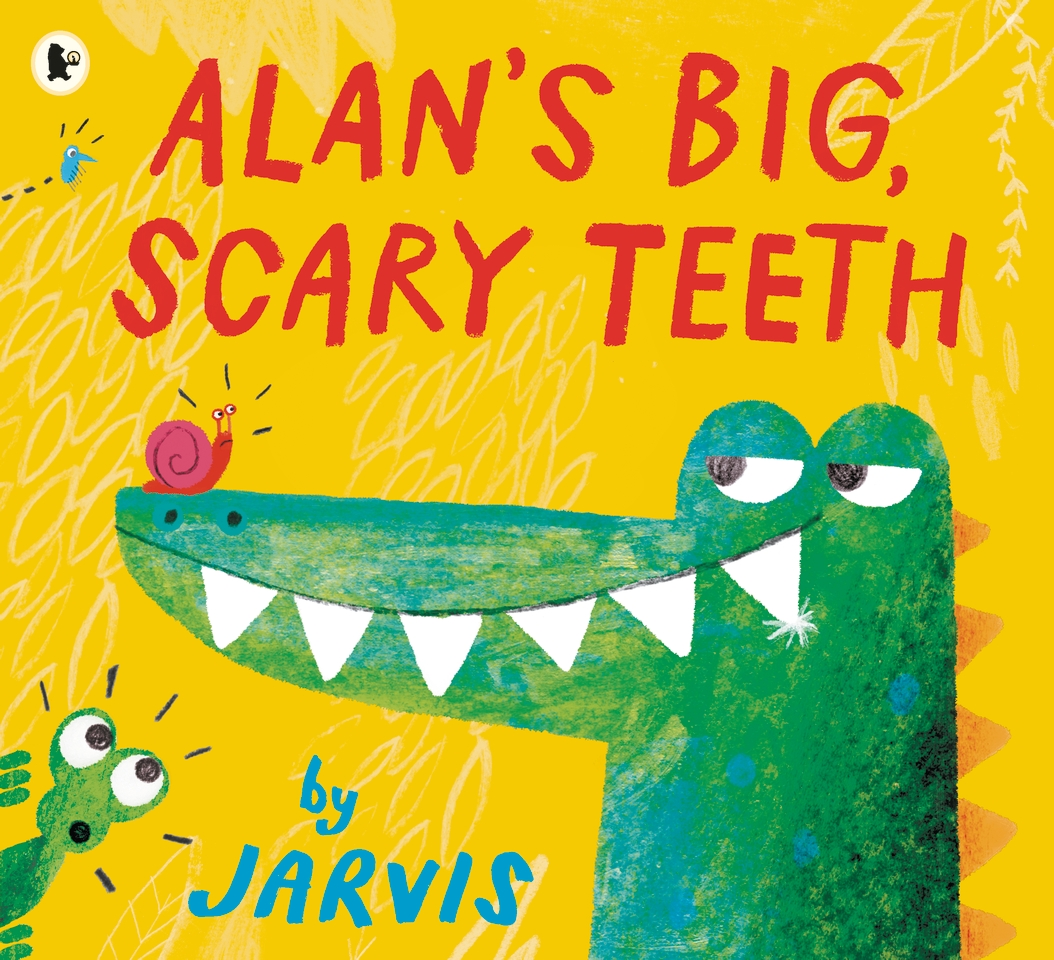 Children S Book Covers Alan Powers : Alan s big scary teeth activity sheets reading agency