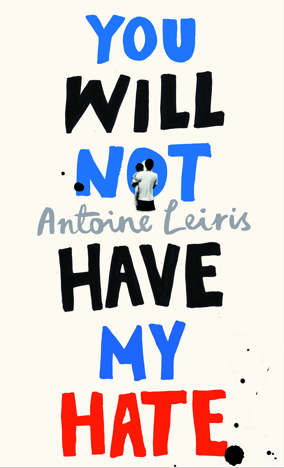 Jacket   you will not have my hate   antoine leiris