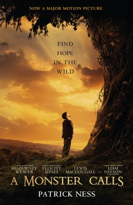 Thumb monster calls movie tie in