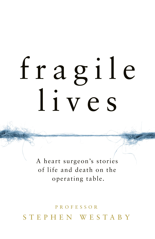 Fragile lives jacket