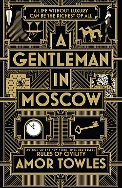 A gentleman in moscow 250