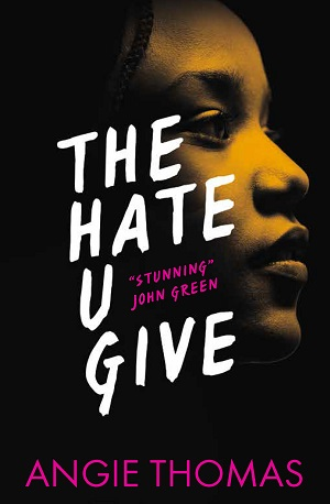The hate u give   jacket image  250