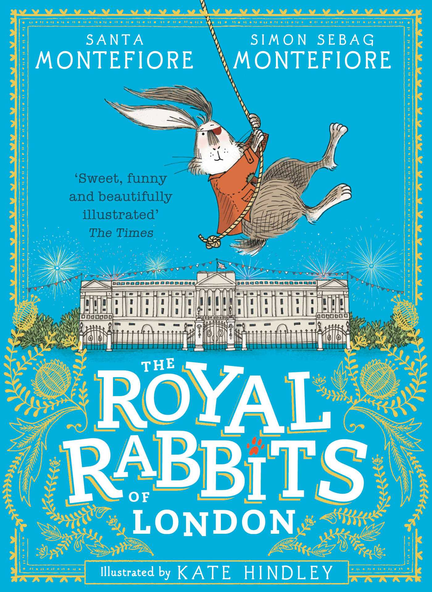 The royal rabbits of london 9781471157882 hr