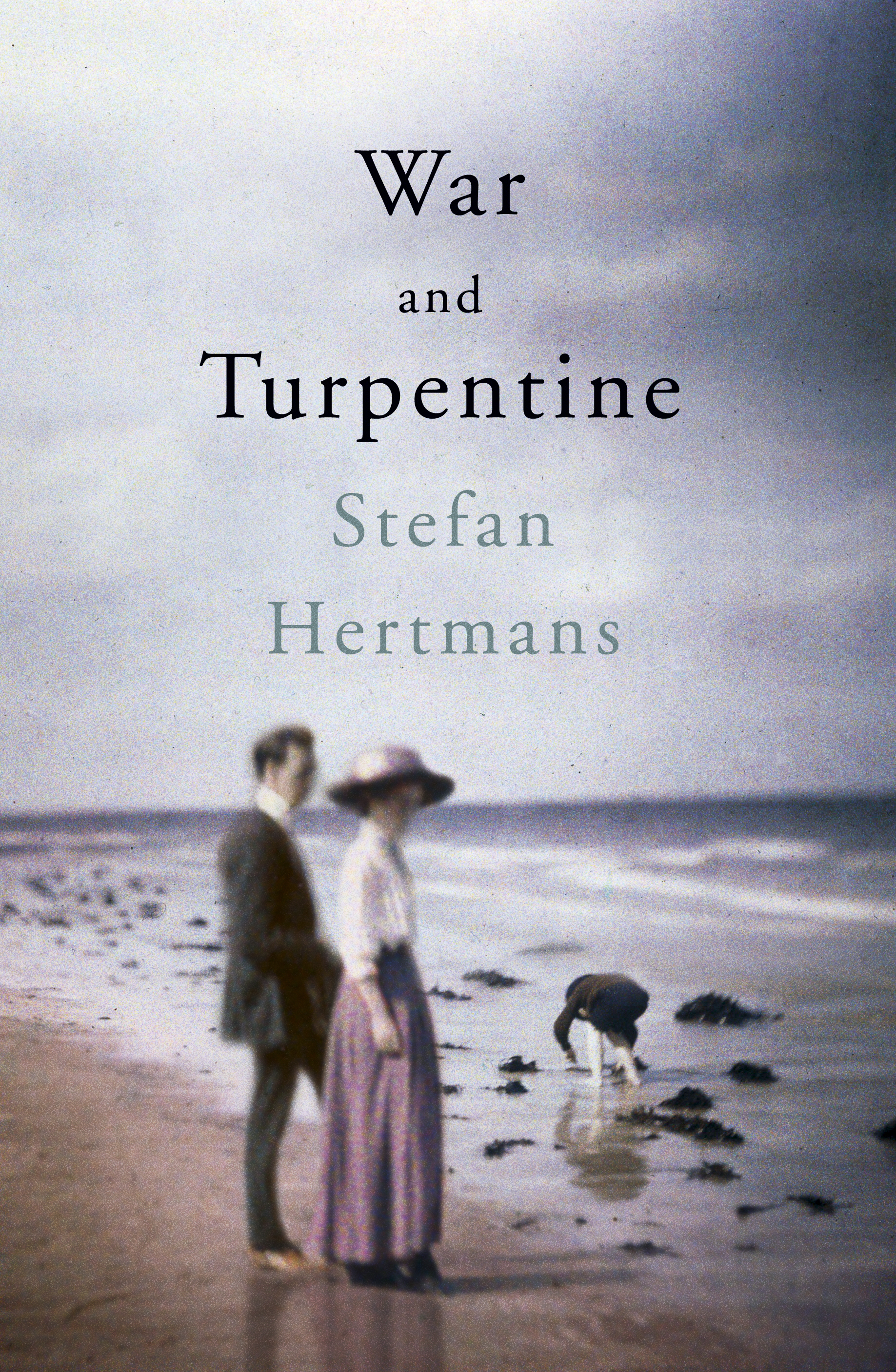 16.stefan hertmans war and turpentine