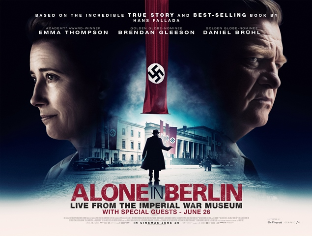 Alone in berlin   quad artwork