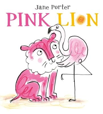 Thumb pink lion