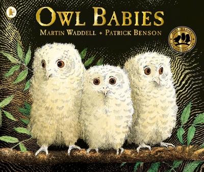 Thumb owl babies
