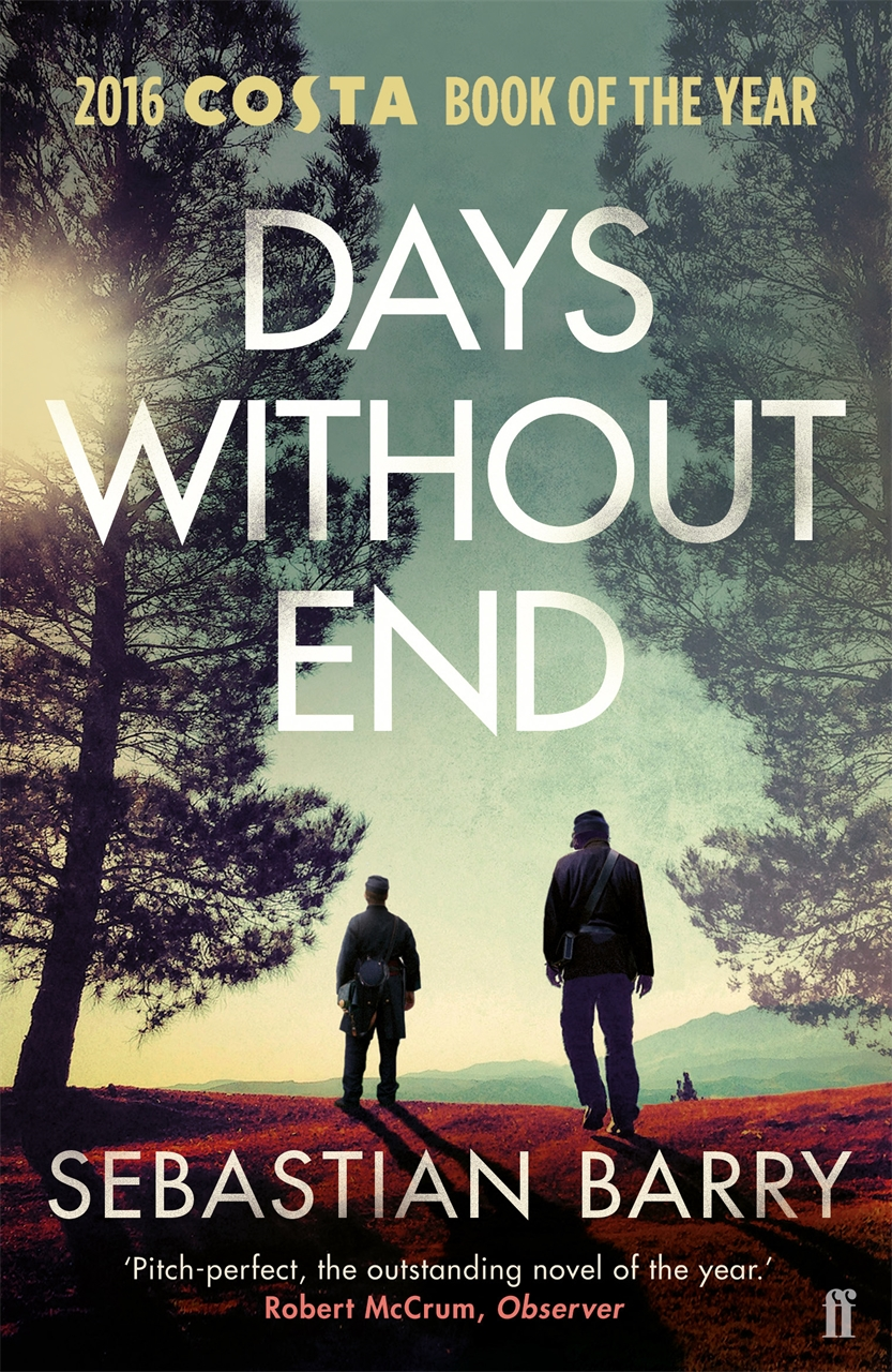 Sebastian barry days without end