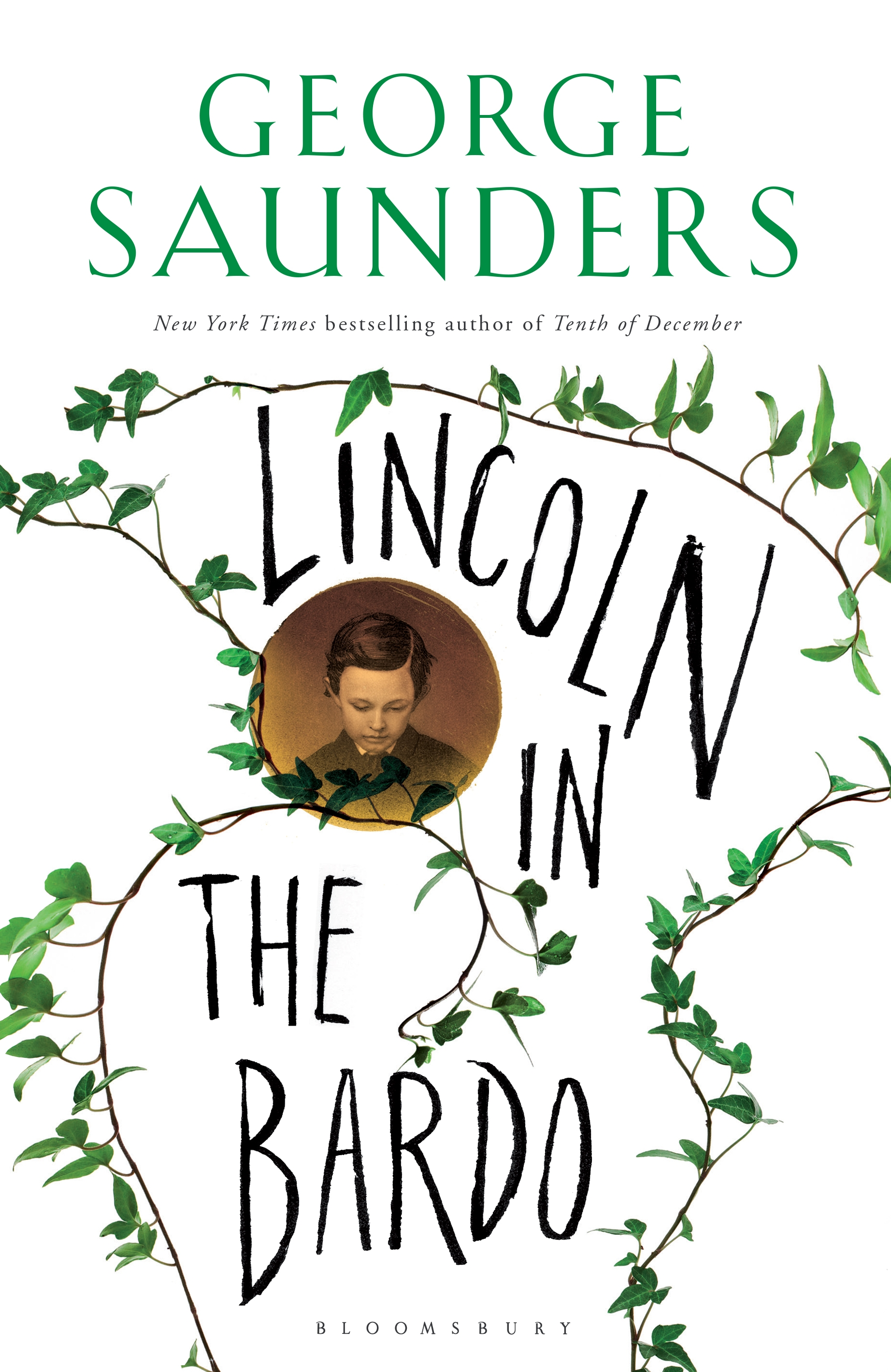 George saunders lincoln in the bardo