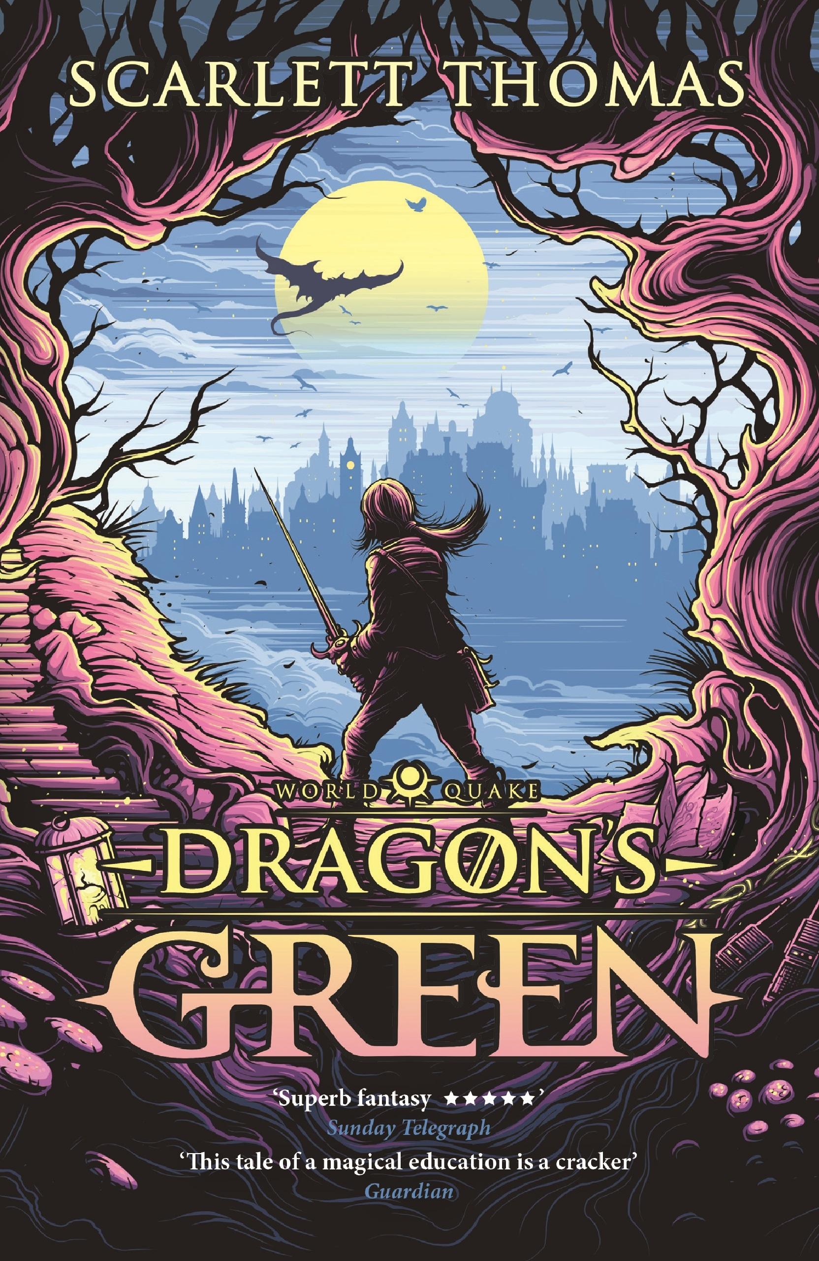 Dragon s green jacket