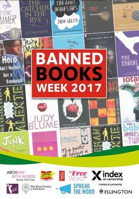 Thumb banned books