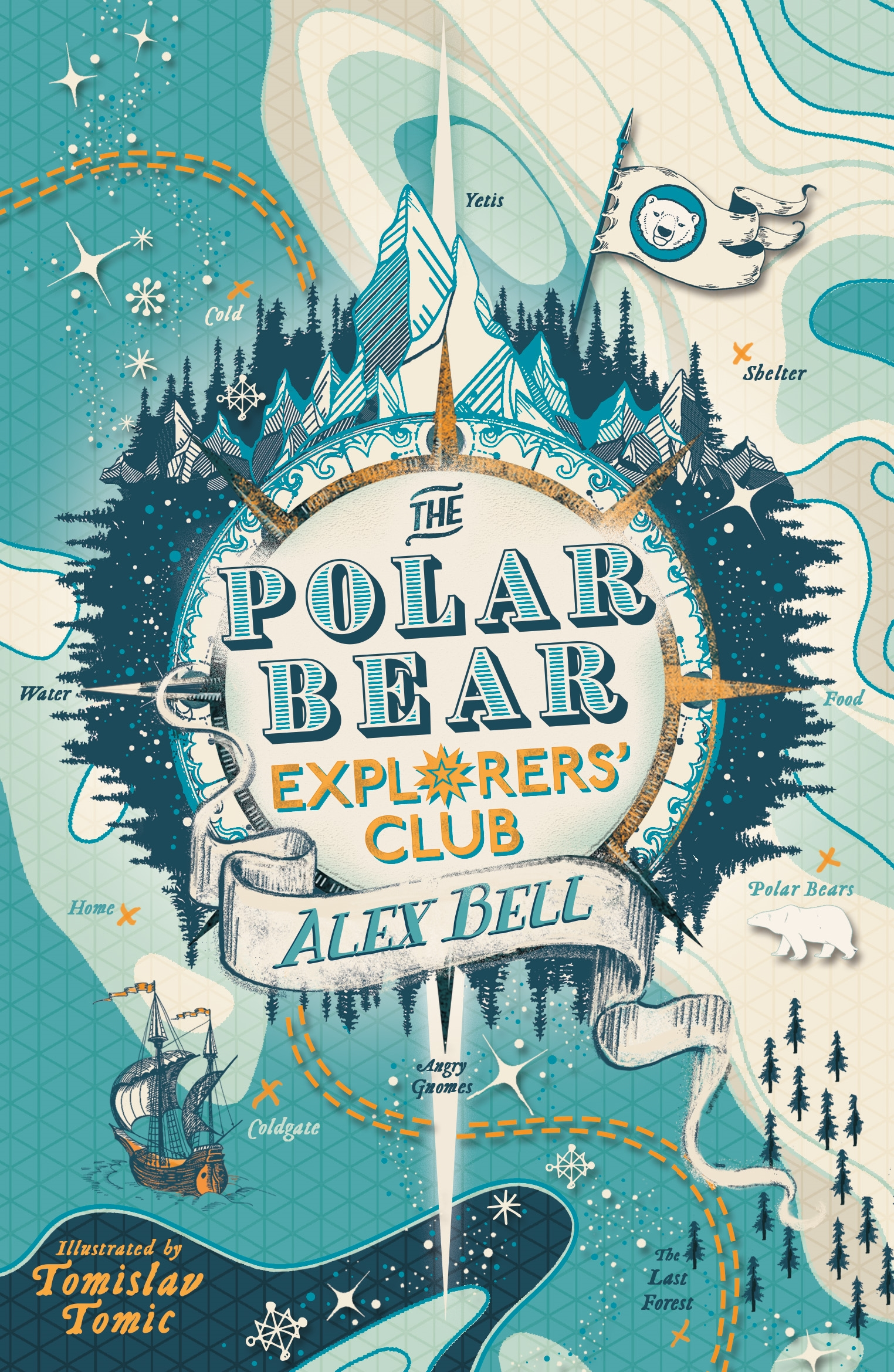 Image result for Polar Bear Explorers' Club