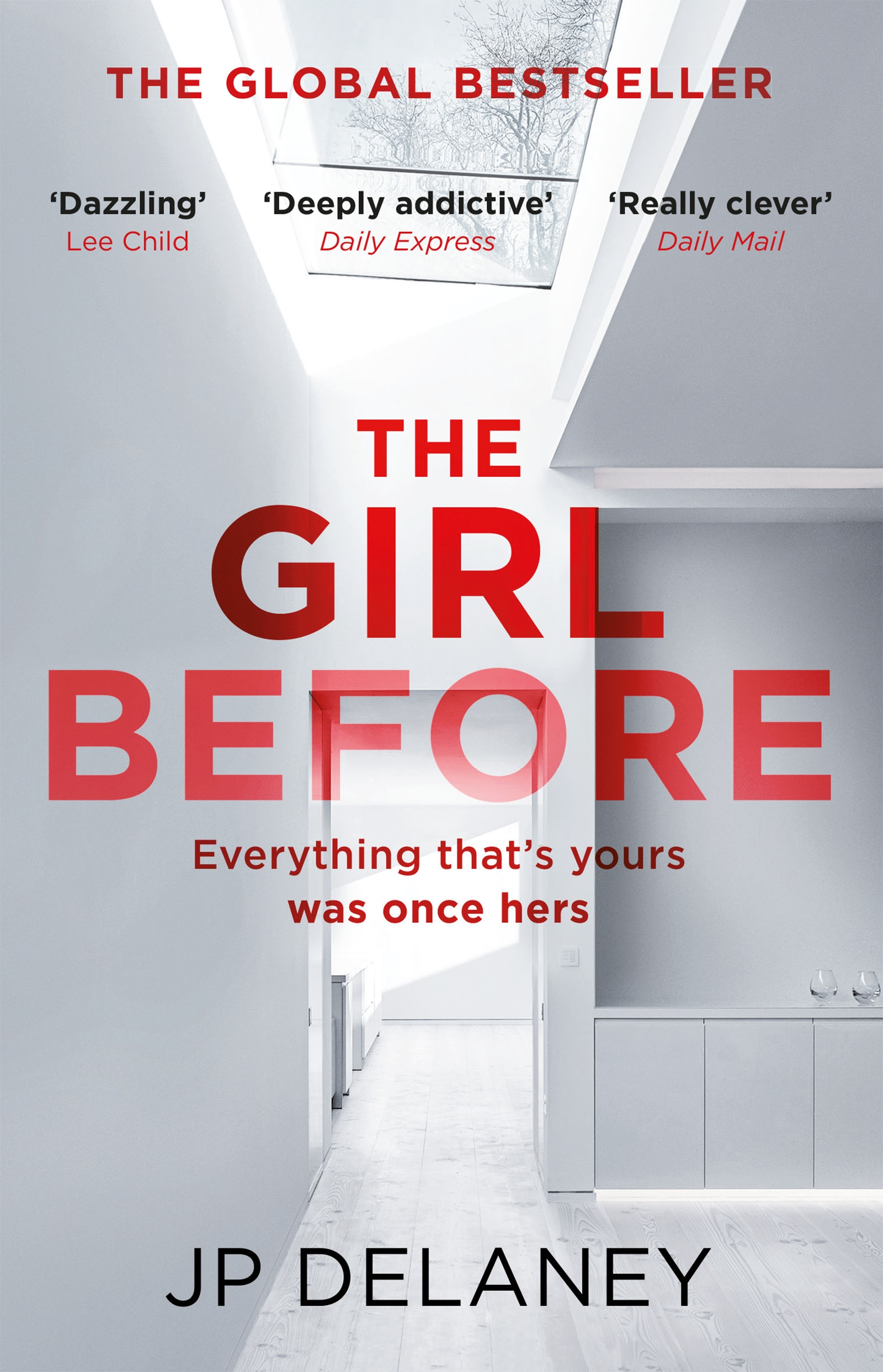 The girl before jacket