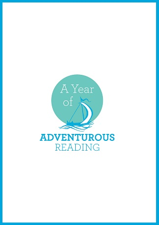 A year of adventurous reading for tra