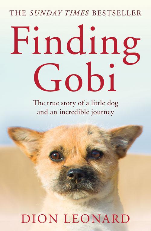 Finding gobi pb jacket