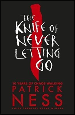 Thumb the knife of never letting go