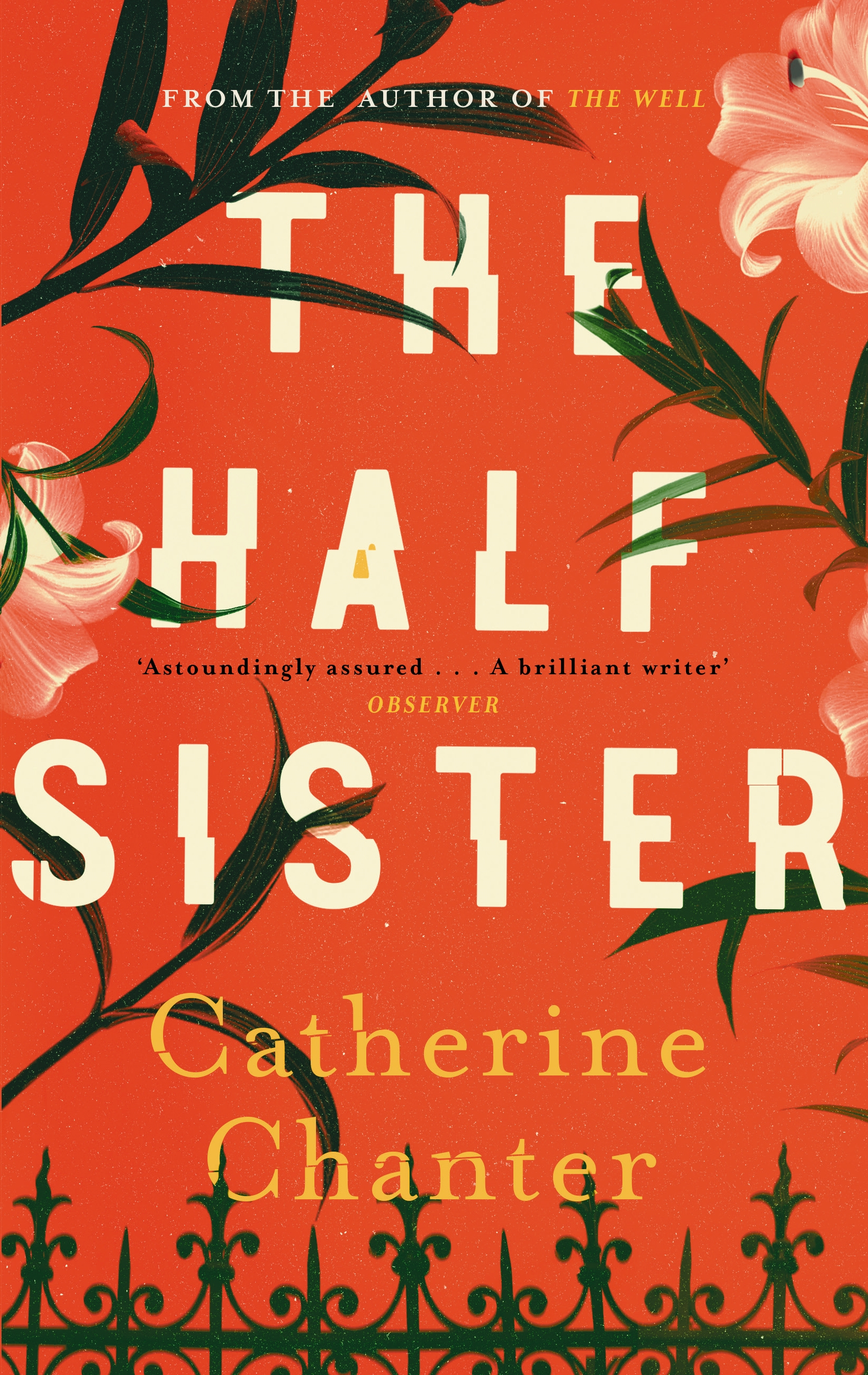 The half sister ebook cover 9781786891259