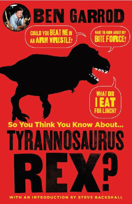 So you think you know about dinosaurs   jacket