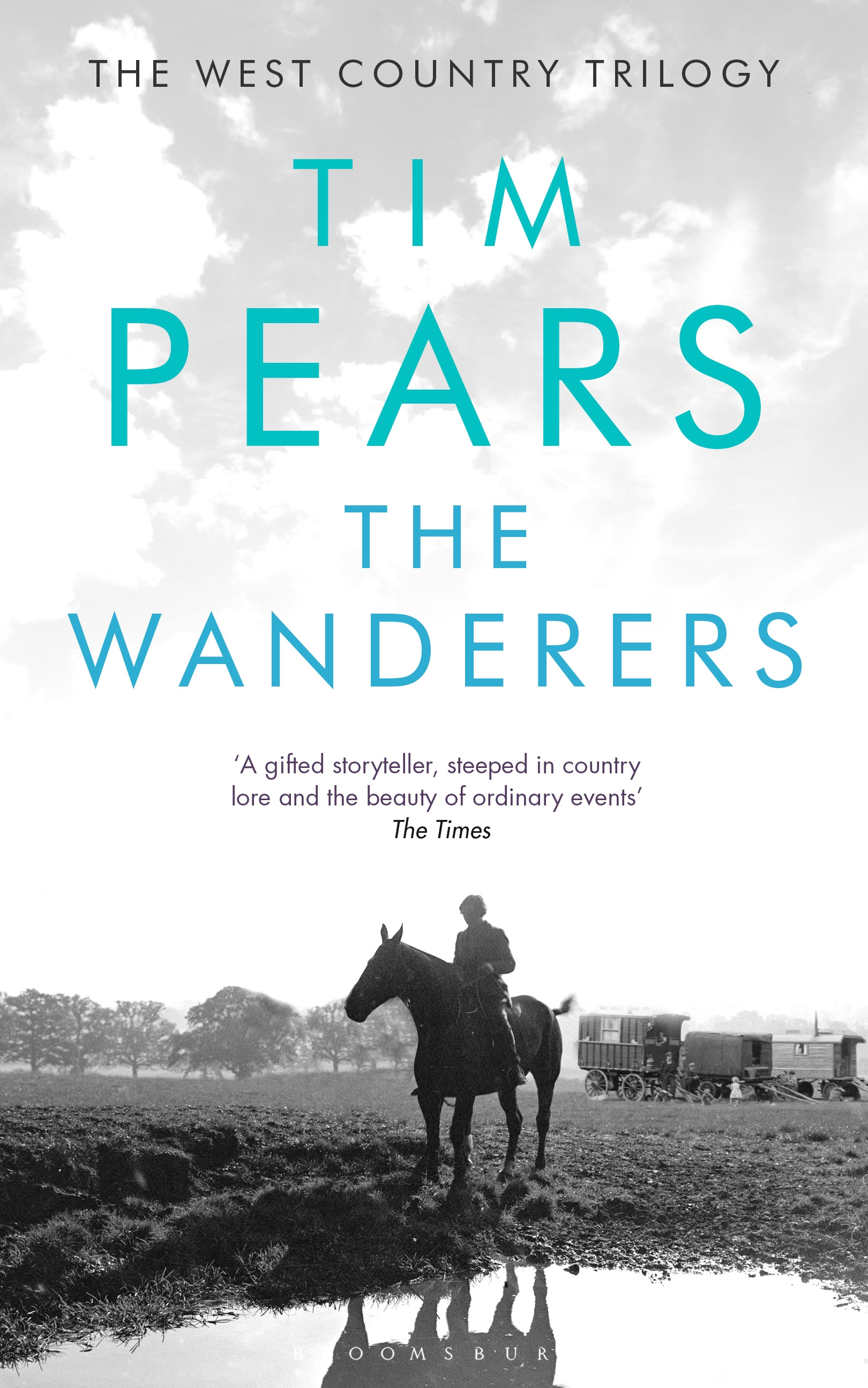 The wanderers by tim pears jacket