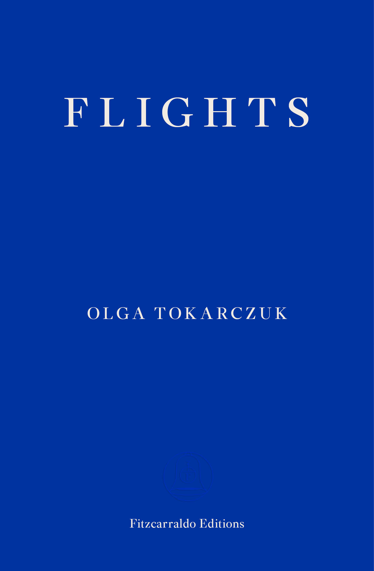 Olga tokarczuk flights