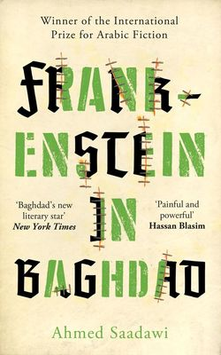 Thumb ahmed saadawi frankenstein in baghdad
