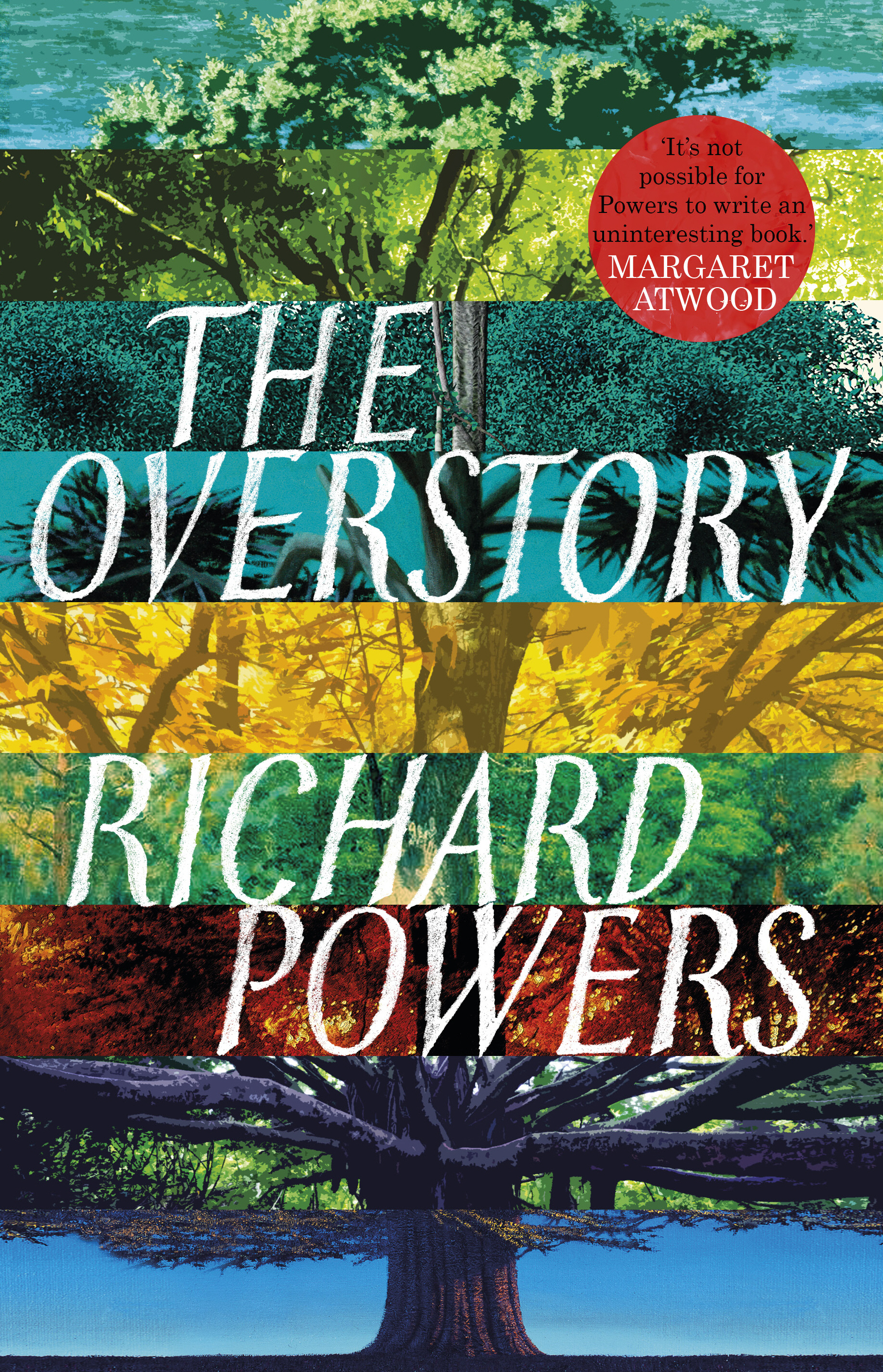 Richard powers the overstory