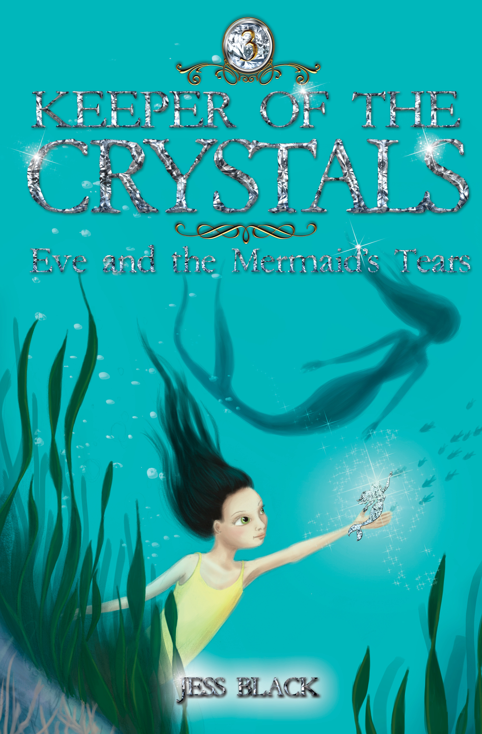 Keeper of the crystals jacket