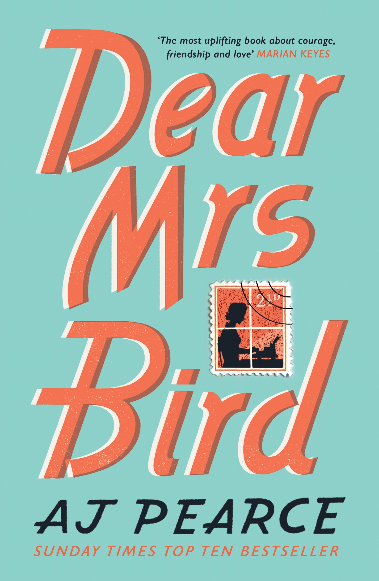 Dear mrs bird pb jacket