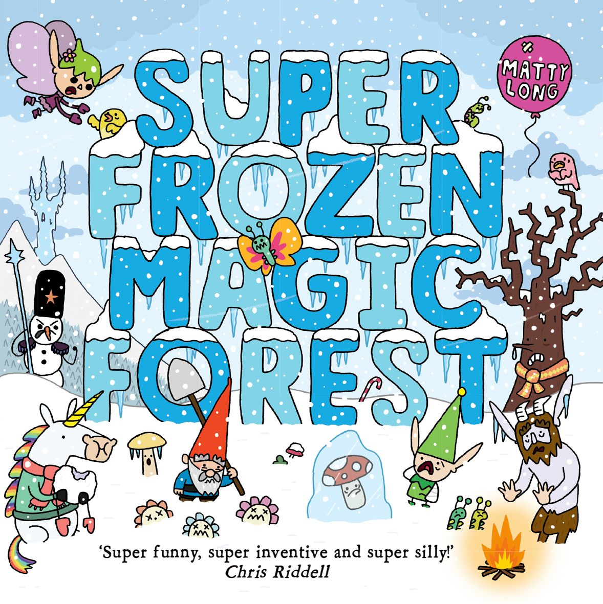 9780192748607   super frozen magic forest