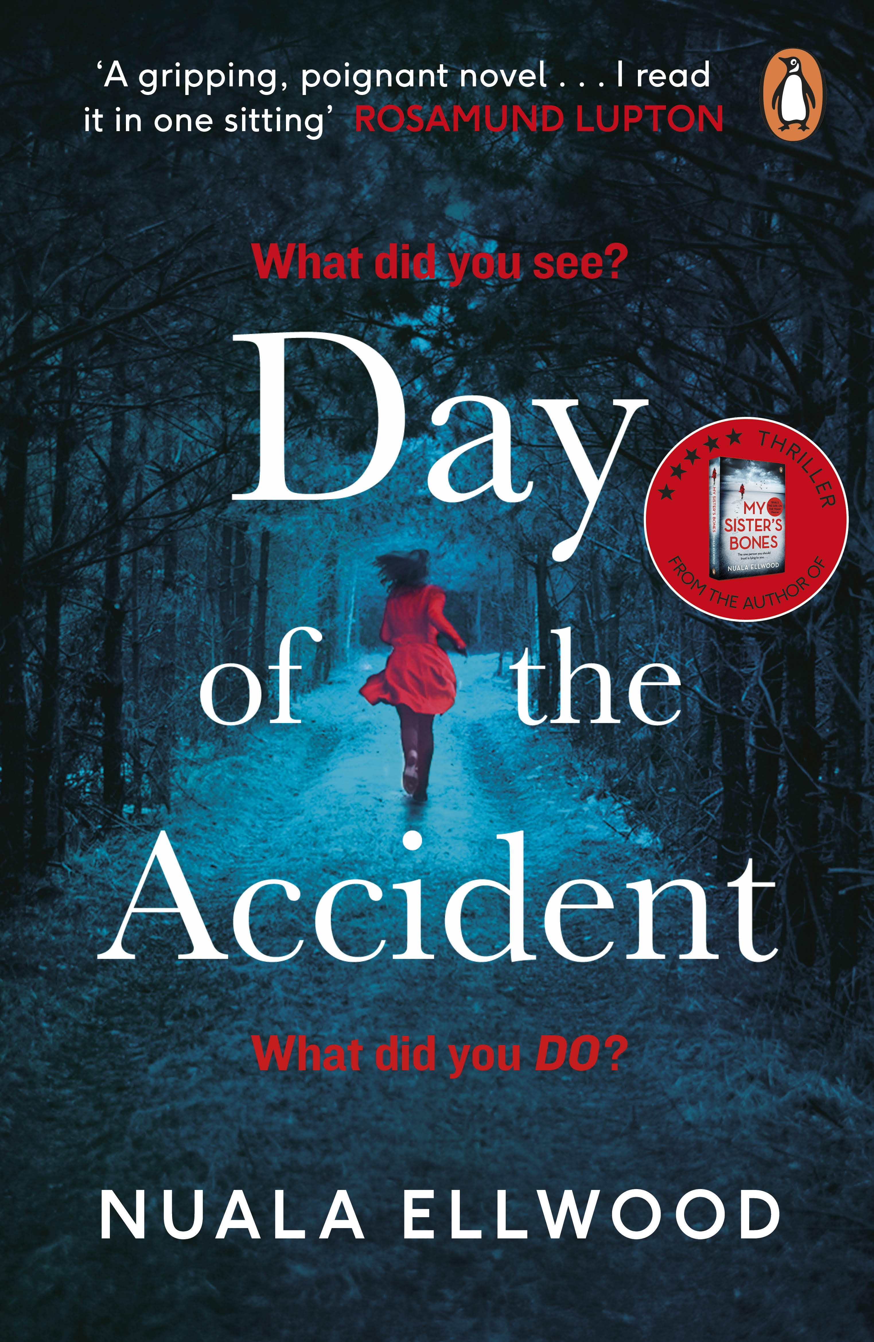 Day of the accident cover