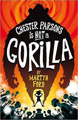 Thumb chester parsons is not a gorilla
