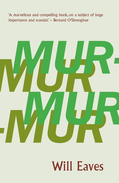 Murmur by will eaves pb front cover
