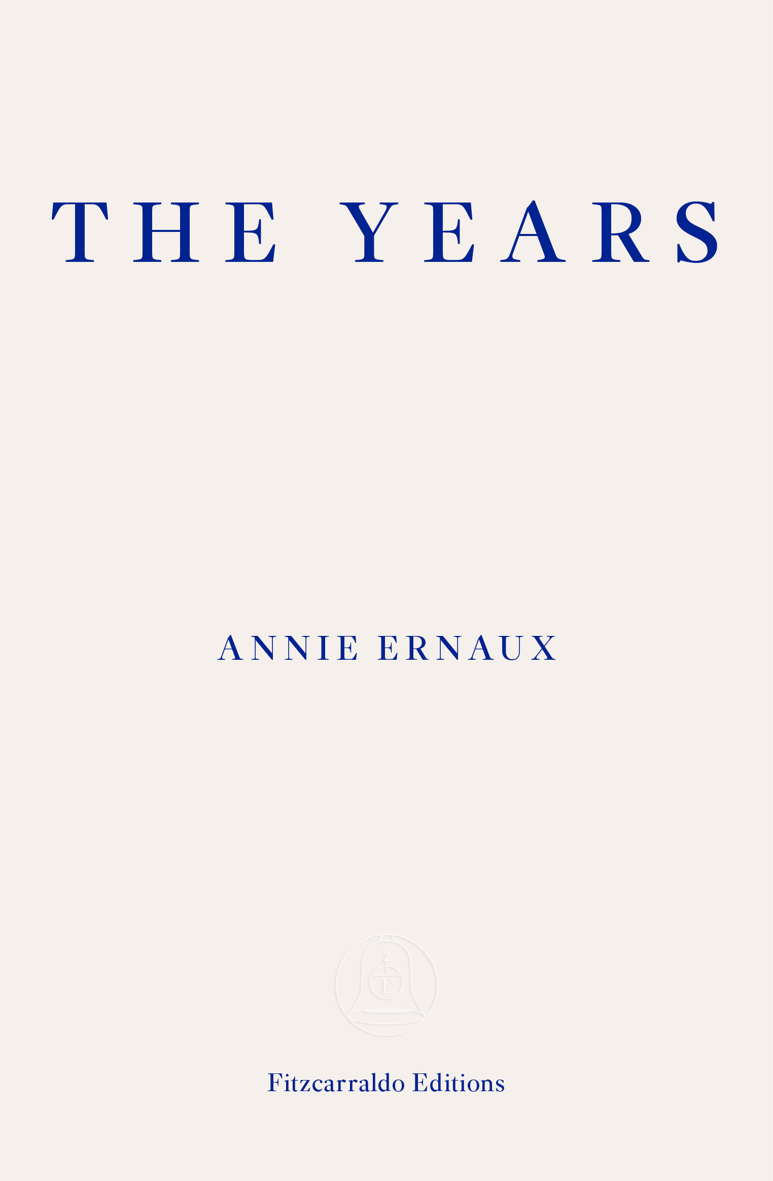 Annie ernaux   the years
