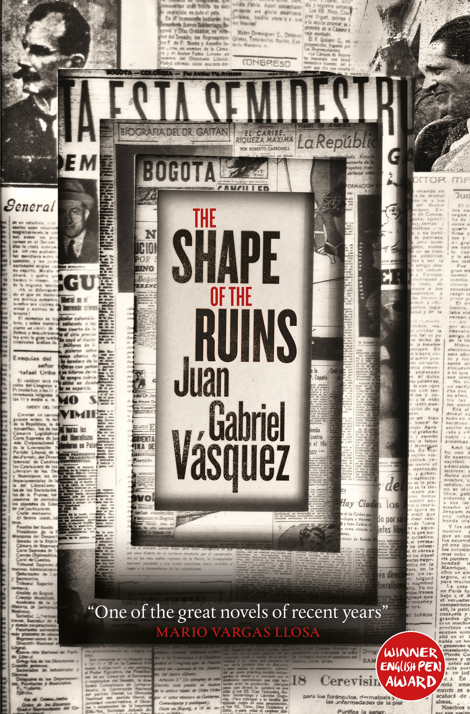 Juan gabriel va squez   the shape of the ruins