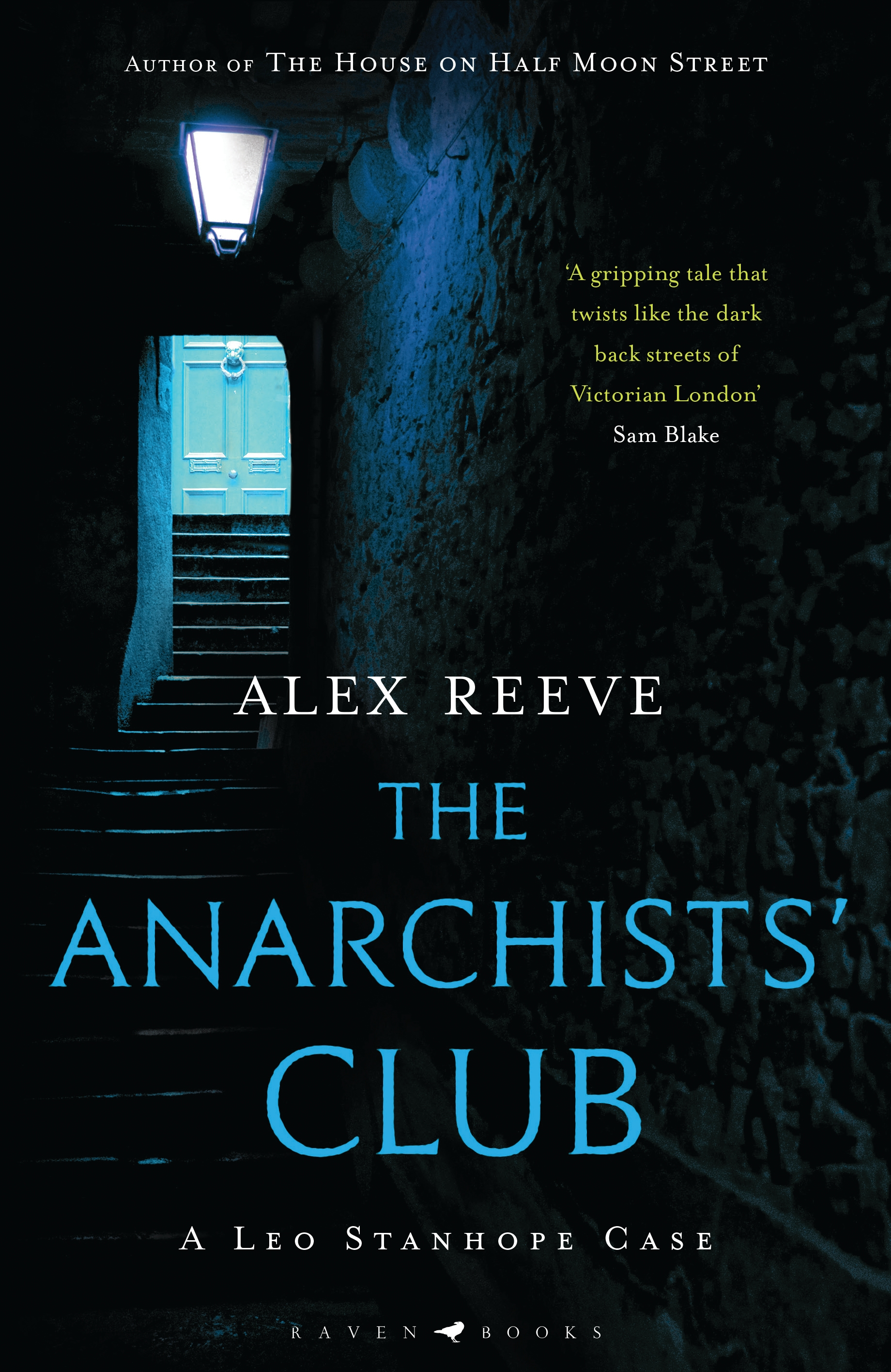 7201a119dfc The Anarchists  Club by Alex Reeve