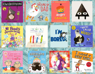 Thumb picture books