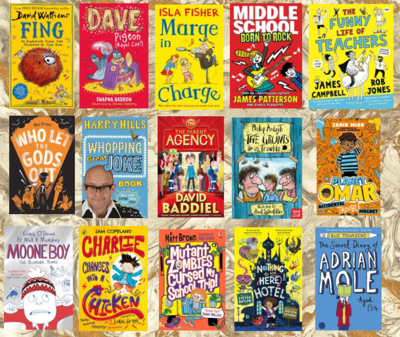 Thumb middle grade