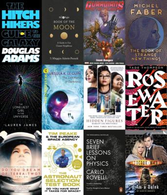 Thumb space booklist