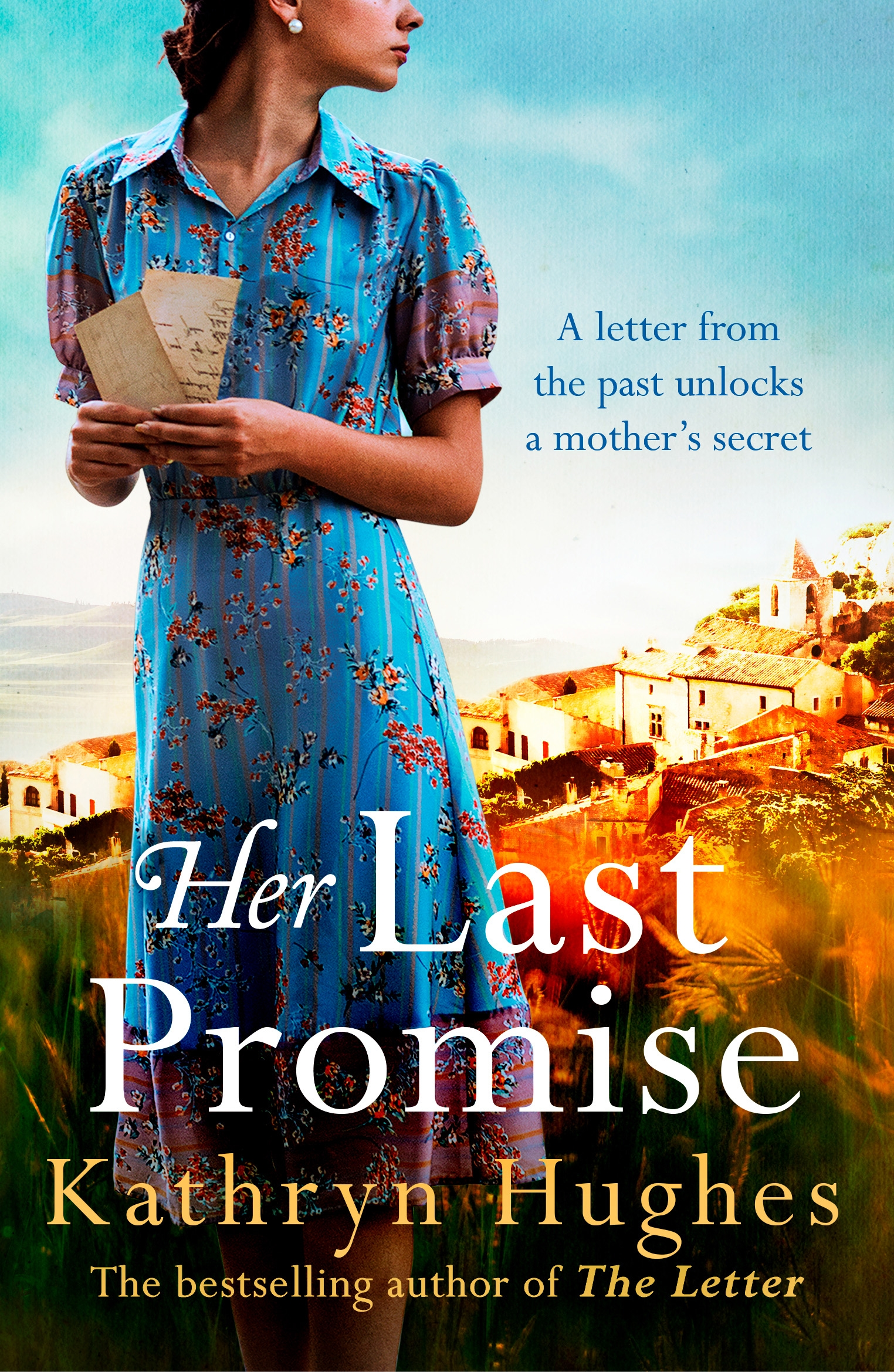 Her last promise. cover