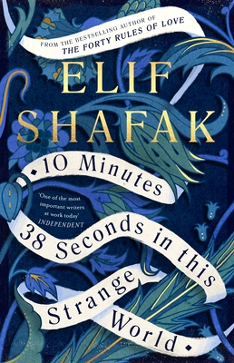 Thumb elif shafak 10 minutes 38 seconds in  this strange world
