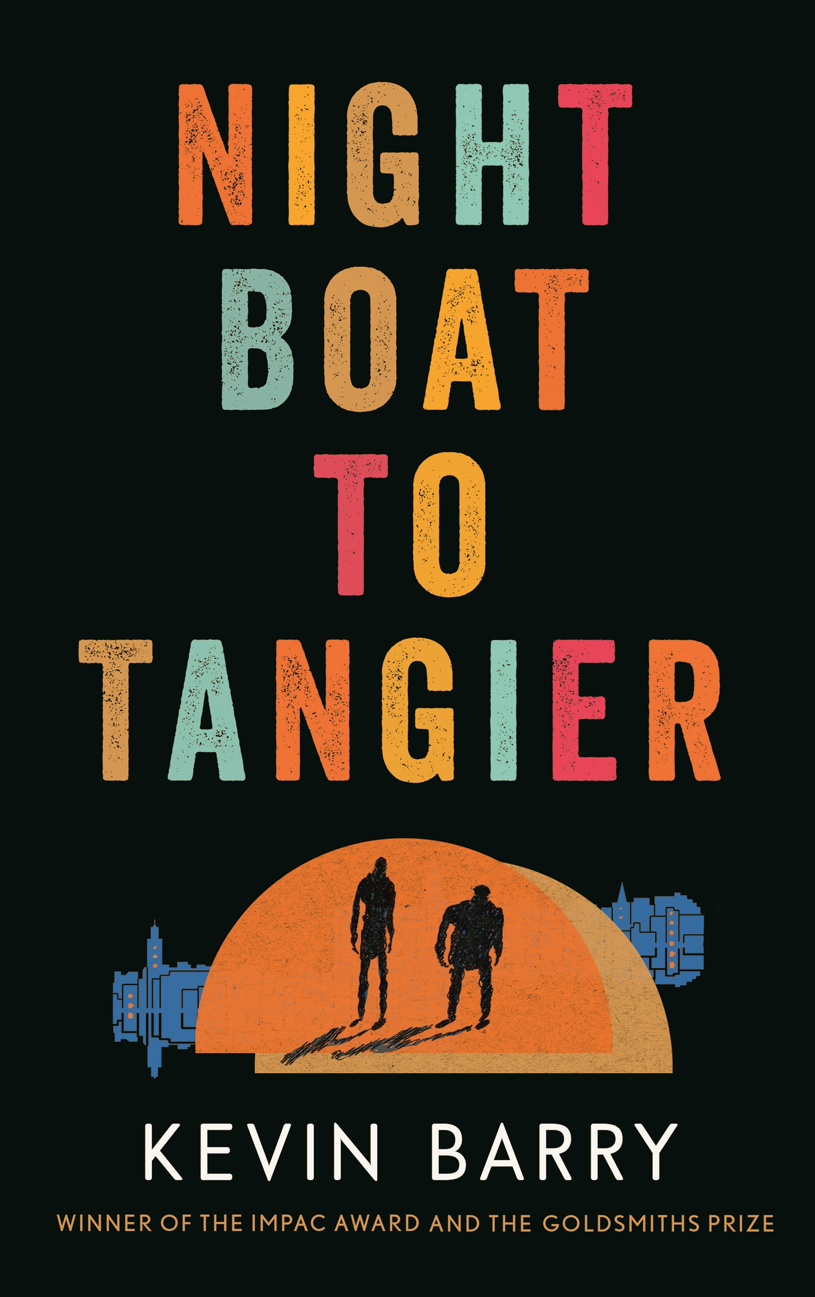 Kevin barry night boat to tangier