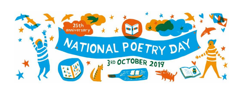 Reading Friends Poetry Karaoke for National Poetry Day 2019