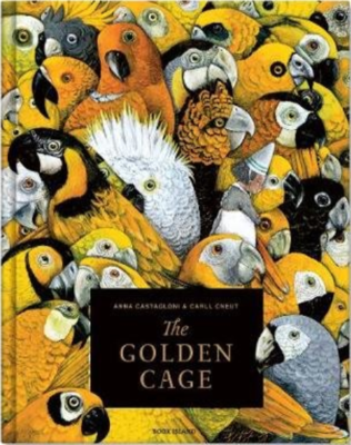 Thumb the golden cage