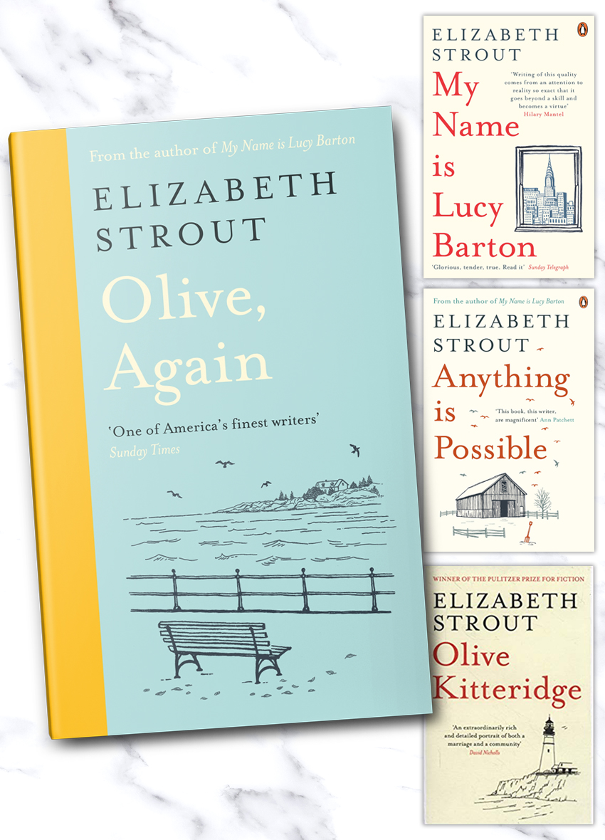 Olive again reading group v1