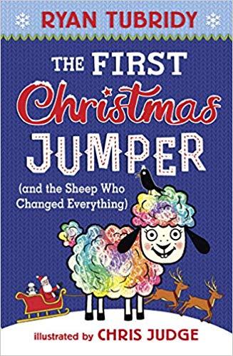First christmas jumper