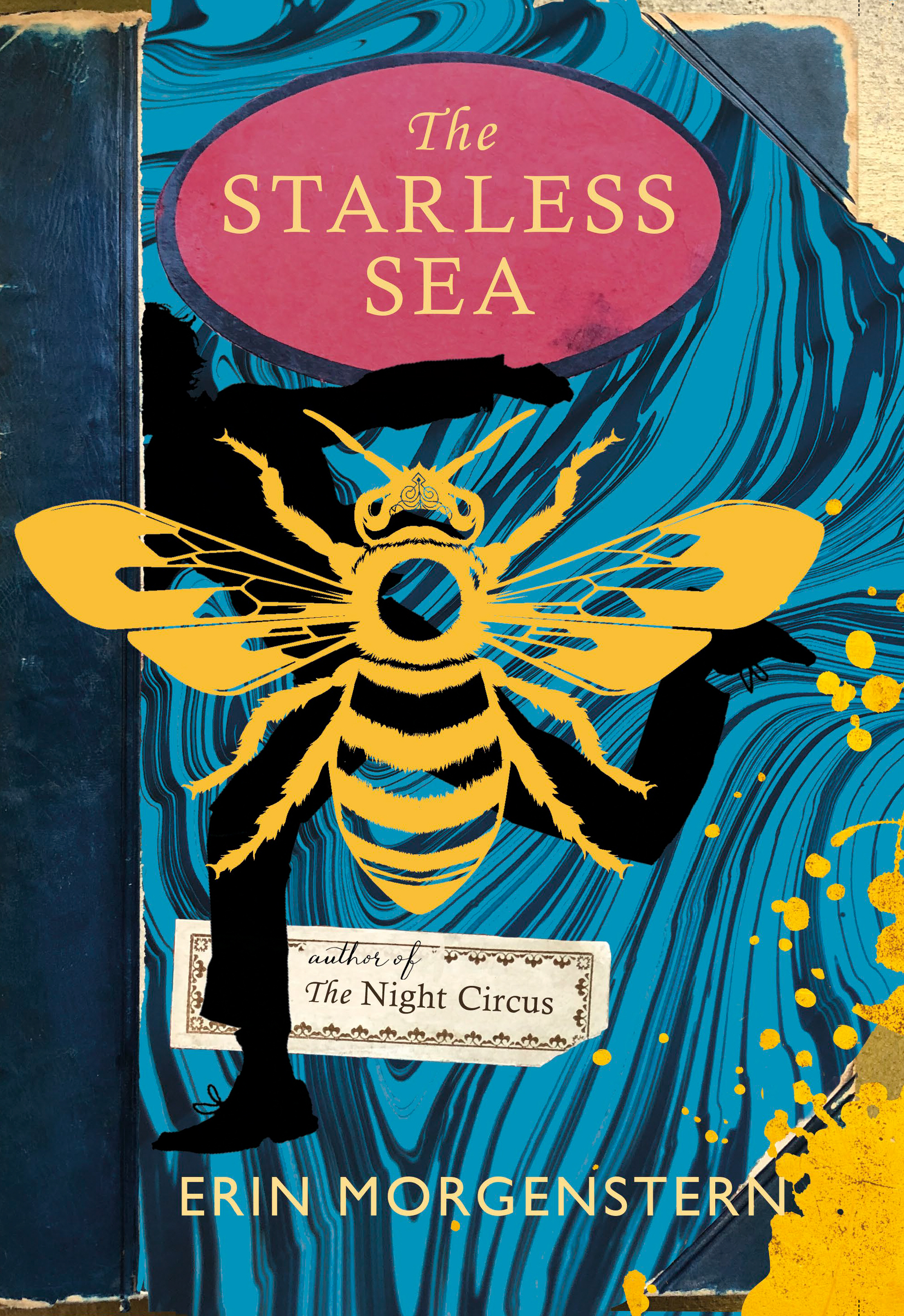 The starless sea jacket cover image
