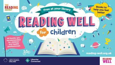 Thumb digital slide reading well for children