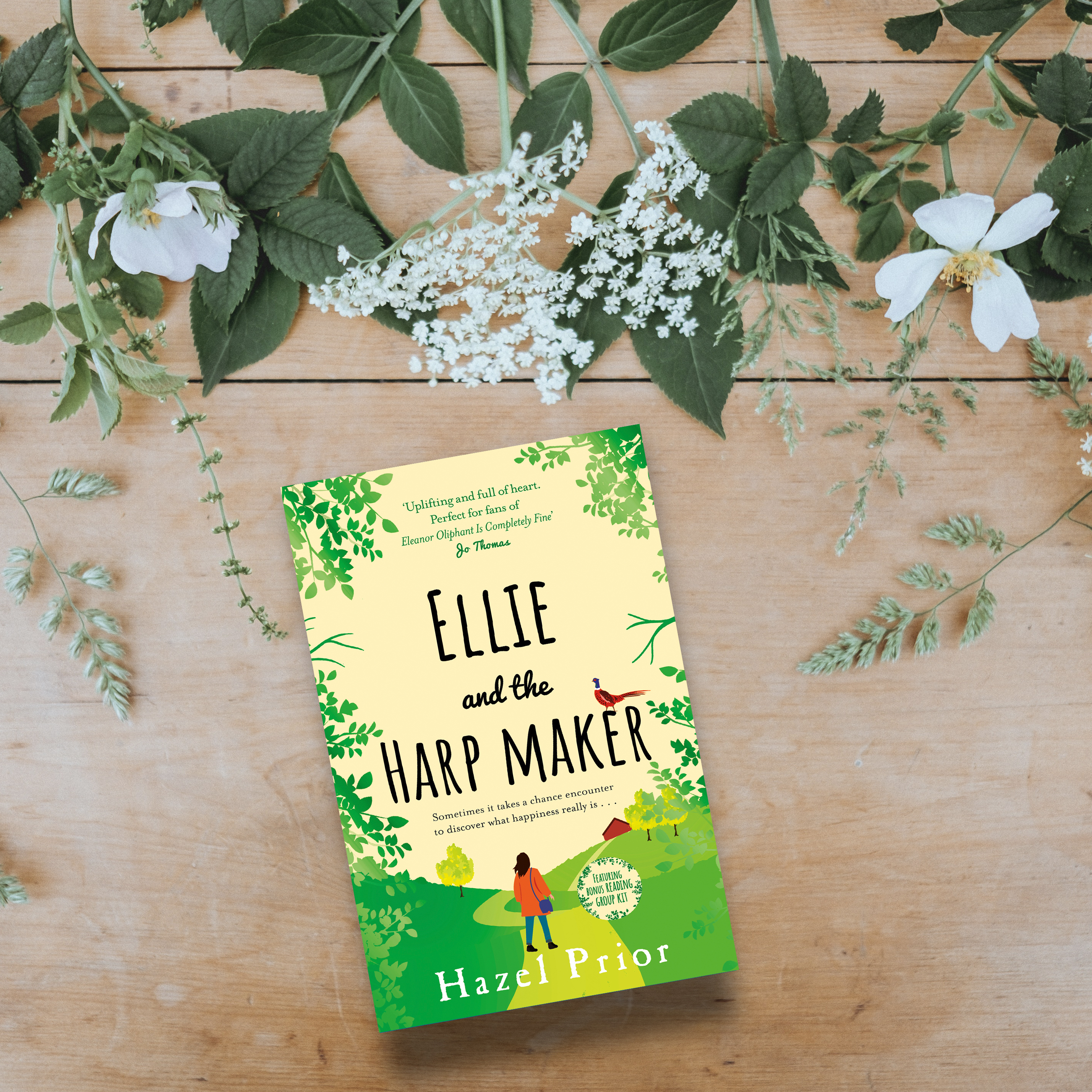 Ellie   the harpmaker lifestyle pb